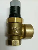 """Предохранительный клапан Honeywell SM 152 1/2"""" AC 10 бар 1/2"""" x3/4"""" ВВ"""