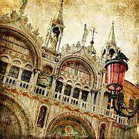 Фотокартина на холсте Венеция. Сан-Марко