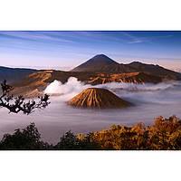 Фотокартина на холсте Вулкан Бромо. Индонезия, фото 1