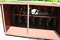 Смеситель для комбикорма 200 л., 1,5 Квт  на 220В  с установленной форсункой для смачивания сырья жидкостью., фото 1