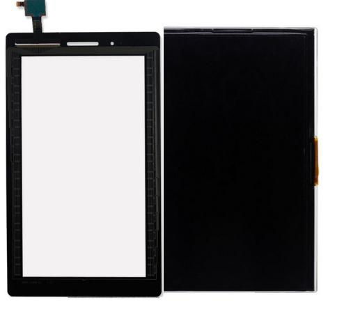 Диплей + Тачскрин для планшета Lenovo TB3-710F Tab 3 710L Black