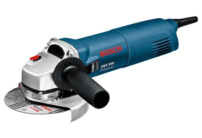 Угловая шлифмашина Bosch GWS 1000, 0601828800