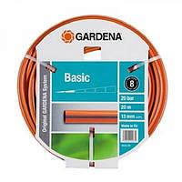 """Поливочный шланг Gardena Basic 1/2""""; 20 м"""