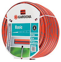 """Поливочный шланг Gardena Basic 3/4""""; 25 м"""
