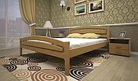 Недорогая кровать дерево Модерн 2