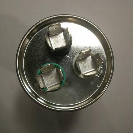 Конденсатор пусковой 30/1.5uF 450V для кондиционера, фото 2