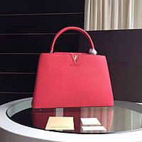 Женская сумка Louis Vuitton Capucines MM , фото 1