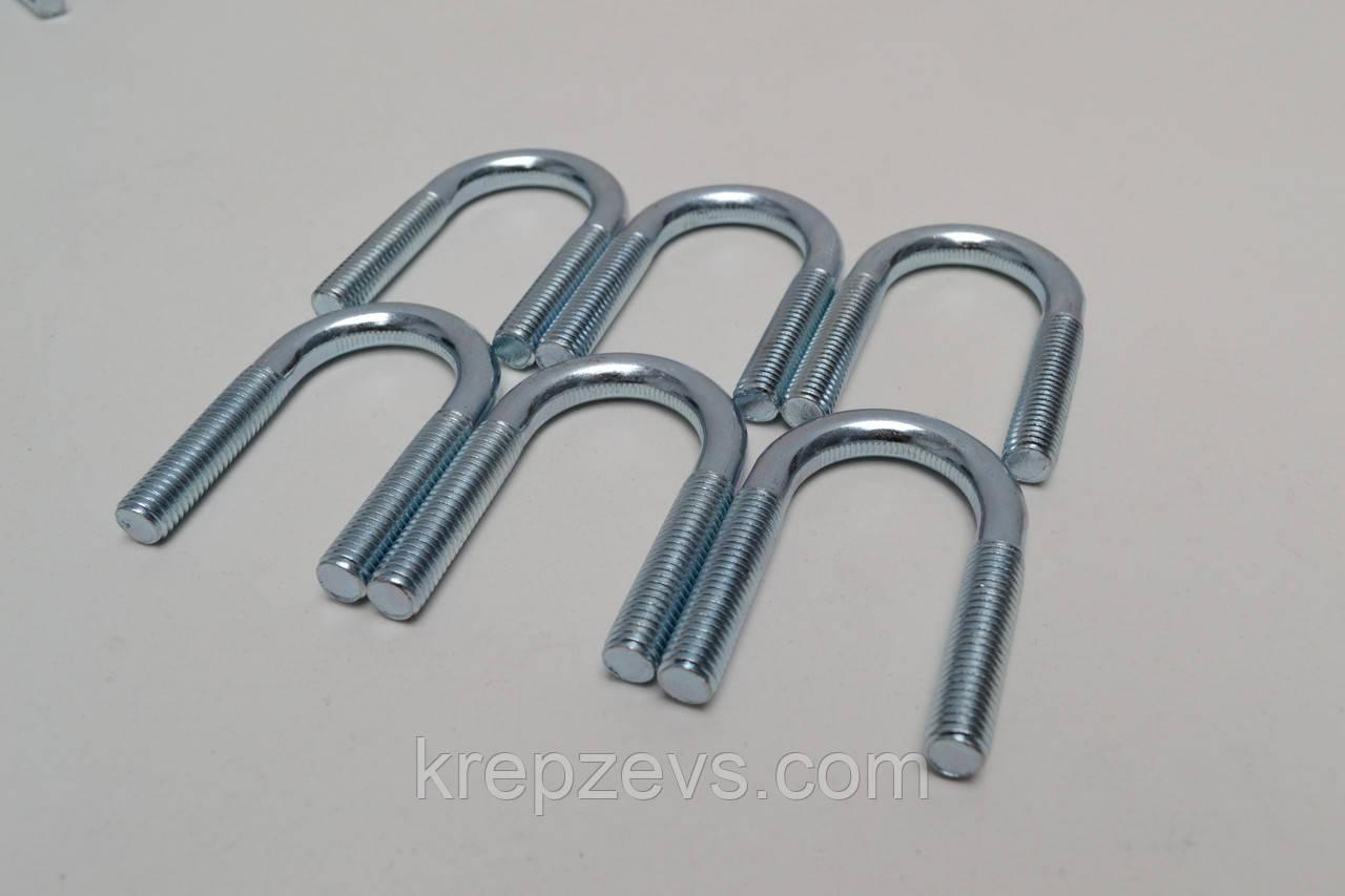 Болт-скоба U-образной формы DIN 3570 А202
