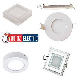 LED панели Horoz Electric