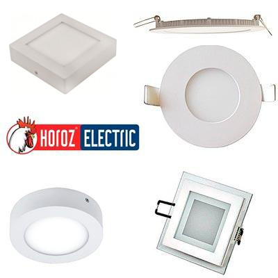 LED панели Horoz Electric
