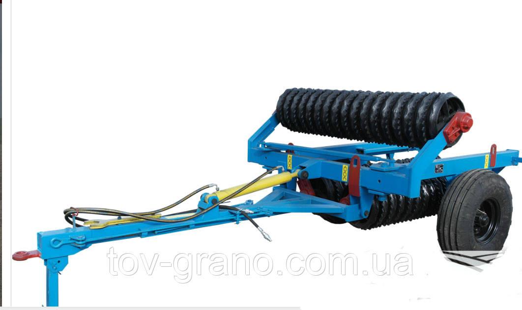 КЗК-6П-01 Каток зубчато-кольчатый гидрофицированный  КЗК-6П-01