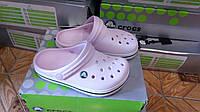Кроксы Crocband Kids Bubblegum