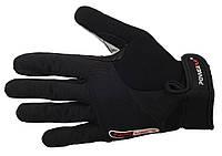 Перчатки для велосипеда Power Play с сеткой