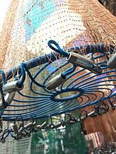 Кастинговые сети американки, парашюты с кольцом (леска нитка)