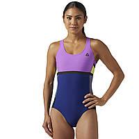 Женский спортивный купальник Reebok Colorblock CD8561