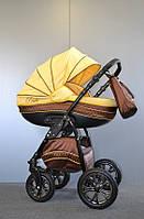 Универсальная коляска 2в1 Ajax Group Pride Banana