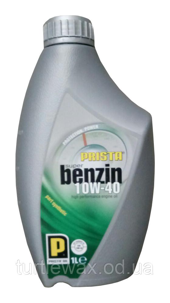 Масло моторное PRISTA SUPER BENZIN 10W-40, 1л