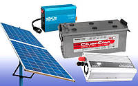 Солнечные панели,фотомодули,батареи и комплекующие