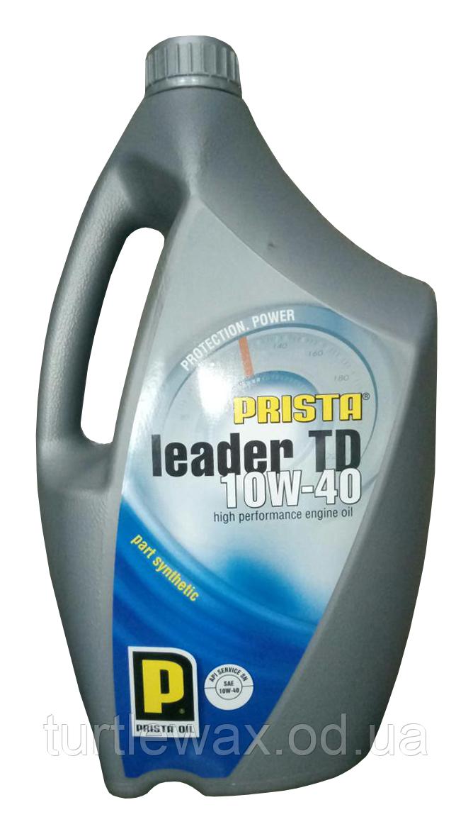 Масло моторное PRISTA LEADER TD 10W-40, 4л