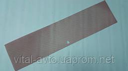 Carmos №2  Декоративная алюминиевая сетка 100 х 20 красная