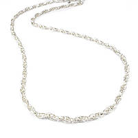 Серебряная цепочка плетение Водопад Арт. CN011SV, фото 2