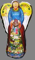 "Ангел хранитель ""Сундук Ноя"" керамика статуя фигурка скульптура"