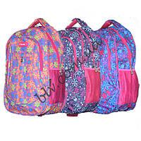 Модные рюкзаки для школы для подростков девочек Five Club LC19