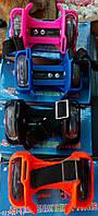Светящиеся ролики на пятку-Flashing Rollers, мини-ролики