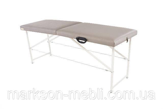 Standart Массажный стол-кушетка двухсекционный складной