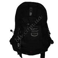 Рюкзаки черный для мальчиков школьников и студентов 699