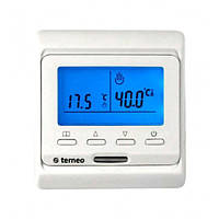 Терморегулятор terneo pro для инфракрасных панелей и других систем обогрева.