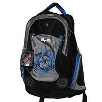 Подростковый рюкзак для школы фабричный пошив W199-1F