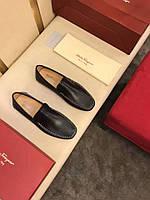 Мужская обувь мокасины - Ferragamo