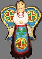 """Ангел хранитель """"Старословянский"""" керамика статуя фигурка скульптура"""
