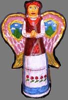 """Ангел хранитель """"Закарпаття"""" керамика статуя фигурка скульптура"""