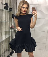 Платье красивое черное