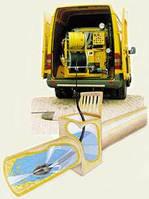 Гидродинамическая очистка трубопроводов