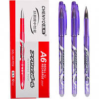 """Ручка """"Пишет-стирает» фиолетовая, 1 шт."""