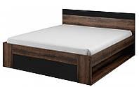 Кровать двуспальная 160 Бета Helvetia с ящиком