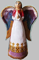 """Ангел хранитель """"Молитва"""" керамика статуя фигурка скульптура"""