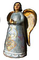 """Ангел хранитель """"Мечта"""" керамика статуя фигурка скульптура"""