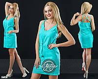Льняное платье 3 цвета