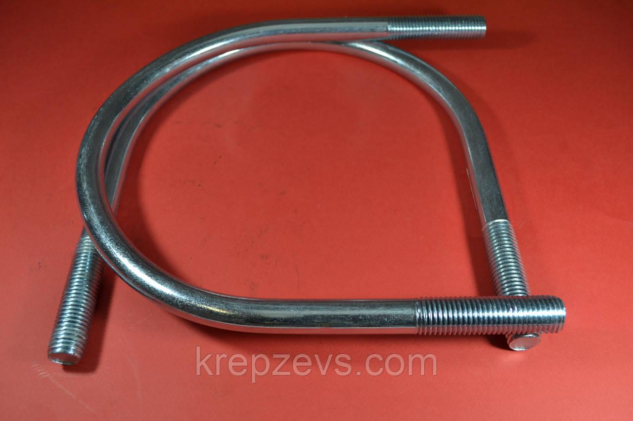 Болт-скоба U-образной формы DIN 3570 А282