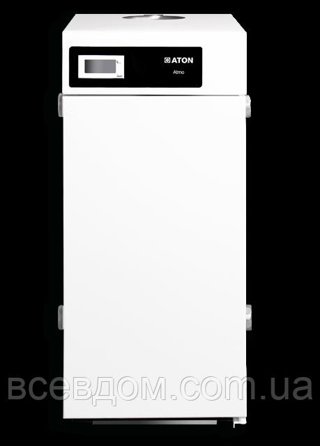 Газовый дымоходный котел ATON Atmo 25E одноконтурный