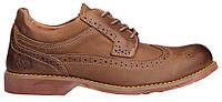 Мужские туфли Timberland Earthkeepers Men's Leather Shoes (Тимберленд) коричневые