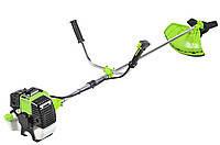 Бензиновый триммер Foresta 2,2 кВт, (1 нож, 1 леска)