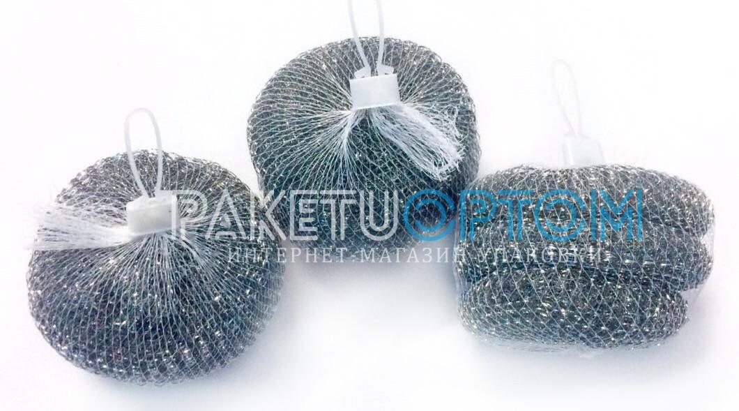 Скребок металлический для посуды 3 шт