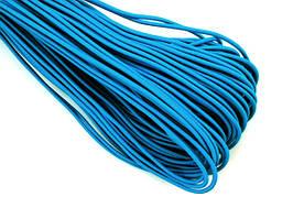 Резинка шляпная 2,5 мм морская волна (уп 100м) 013 Ф