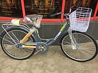 Велосипед городской дорожный женский Titan Lux 26 (2017) new