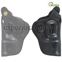 Кобура поясная кожаная формованная для Револьвера, Медан 1100, фото 1
